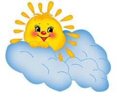 сонечко картинка для дітей